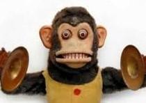 Wind Up Monkey