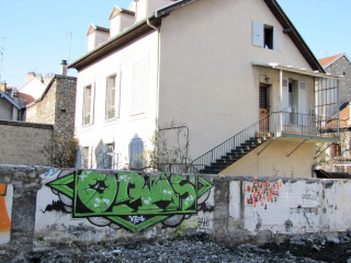 Grenoble / Bombing