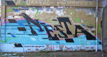 Nesta / Grenoble / Walls