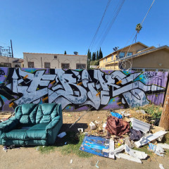 Ebik / Long Beach / Walls