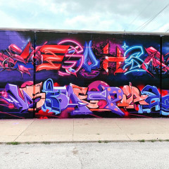 Eugher / Cincinnati / Walls