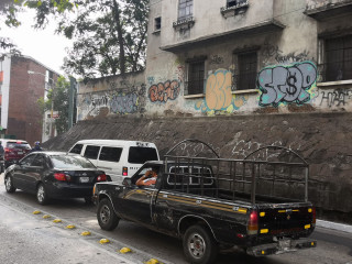 Guatemala City, GT / Bombing