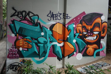 Hong Kong / Walls