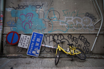Hong Kong / Tags