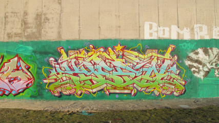HYSEN / Madrid / Walls