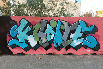 Kante / Madrid, ES / Walls