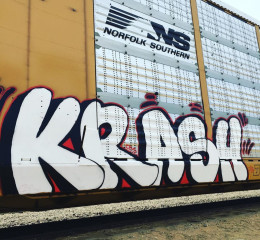 Krasher / Los Angeles / Freights