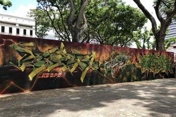Kringe / Singapore / Walls