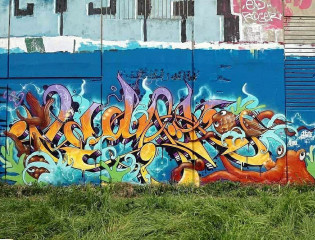 Lady K / Paris, FR / Walls