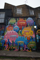 London, GB / Street Art