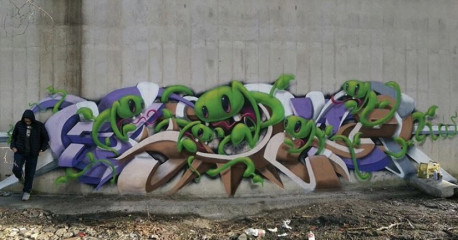 Mike128 / Vittorio Veneto / Walls
