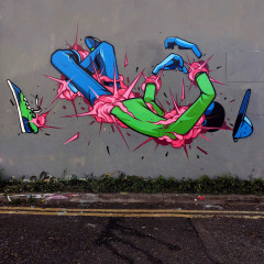 Morf / Brighton / Walls