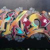 Phore Tv / Brisbane City / Street Art