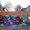 Rheps & Fidget / London, GB / Walls