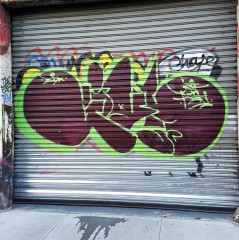 Gigster / New York / Bombing