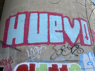 Huevo / New York / Walls