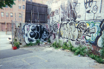 Mok / New York / Bombing