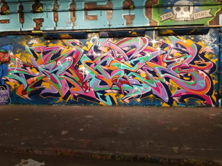 Rize TTK / London, GB / Walls