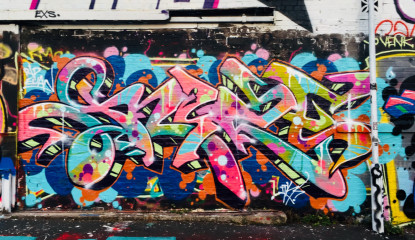 Rize TTK / Newcastle upon Tyne / Walls