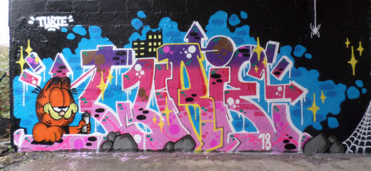 turie / Paris / Walls