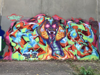 Faipe / New London / Walls