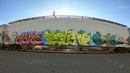 nyke fearo brief dcv / Los Angeles / Freights