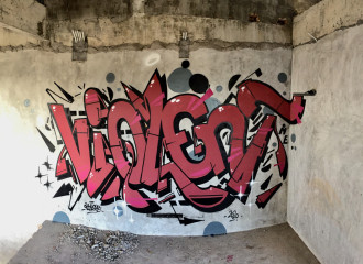 Violent / Kota Bharu / Walls