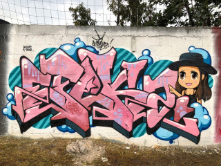 Efekz / Mexico City / Walls