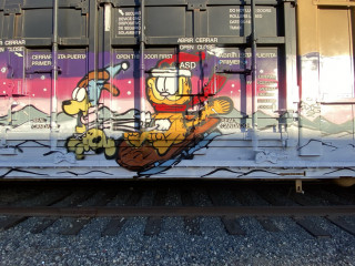 Rong / Los Angeles / Freights