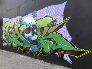 Oxer / Chicago / Walls