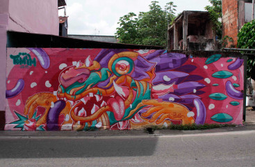 Temym / Panama City / Street Art