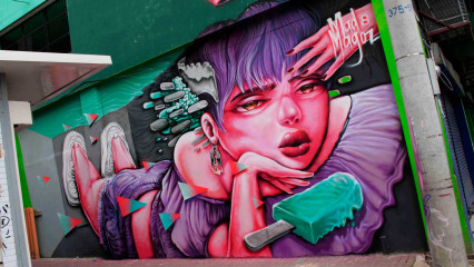 Mad Magoz / Panama City / Street Art