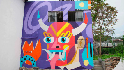 Cerok / Panama City / Street Art