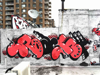 Roachi / New York / Walls