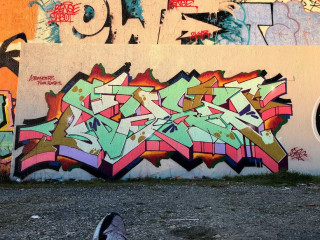 Saez / Bordeaux, FR / Walls