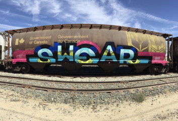 Swear / Los Angeles / Freights