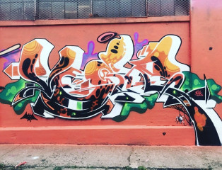 Veer / Jersey City / Walls