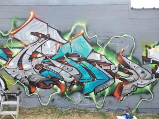 War One / San Antonio / Walls