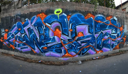 WEST ONE / El Salvador / Walls