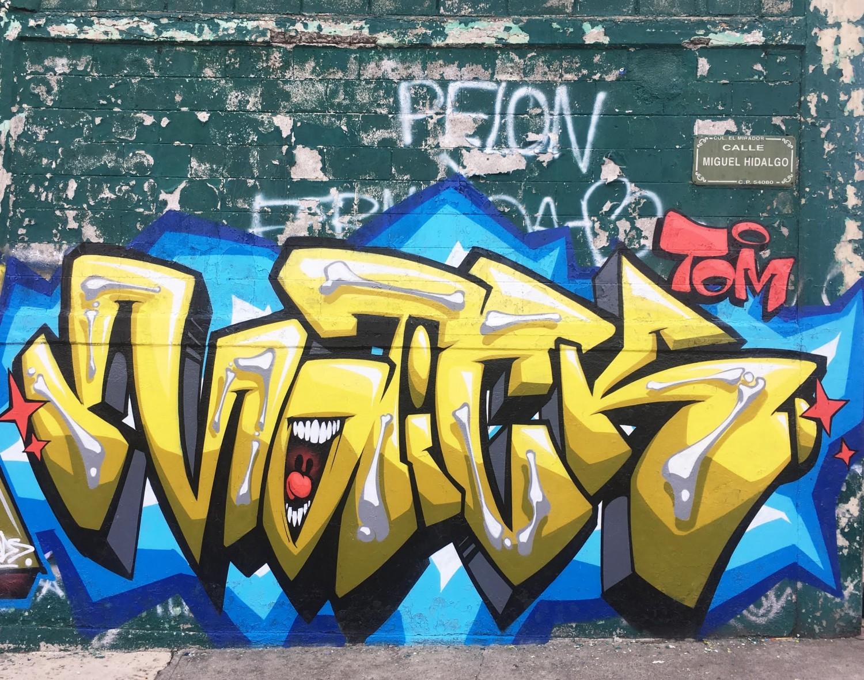 Motick (Mexico City) Graffiti Writer Spotlight | Bombing Science