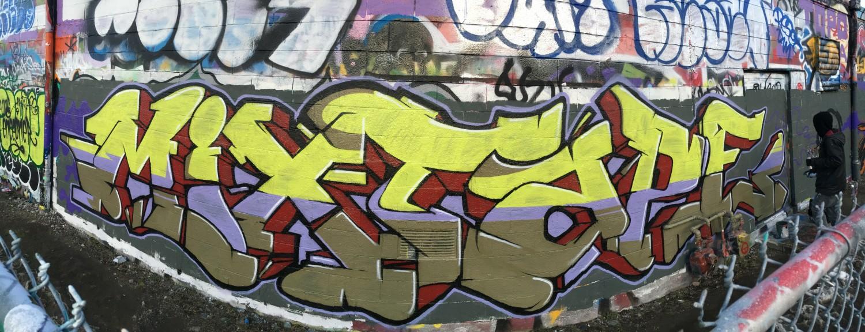 Graffiti Flicks of the Week   Bombing Science