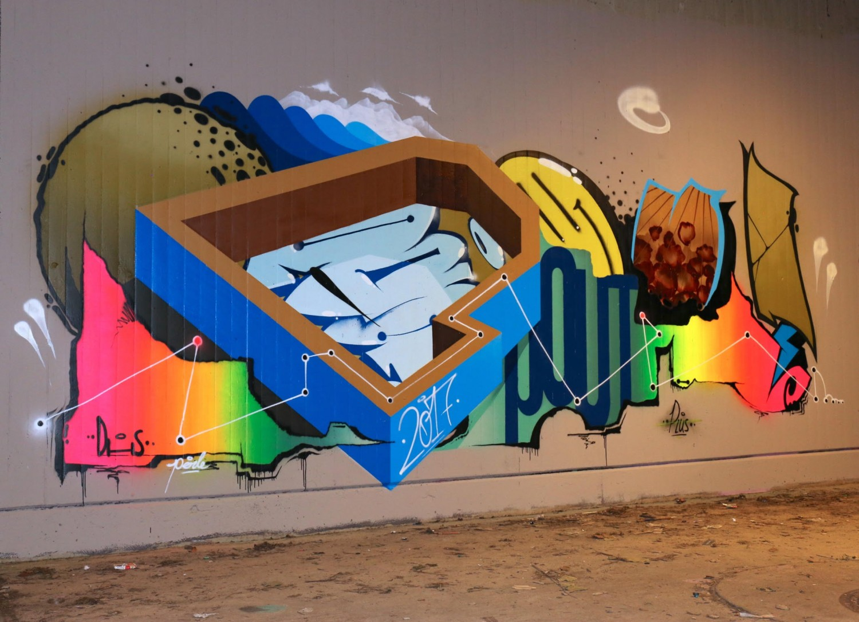 Graffiti Düsseldorf pout düsseldorf graffiti writer spotlight bombing science