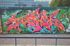 Rize / London, GB / Walls