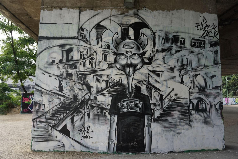 graffiti template