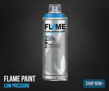 Flame Paint